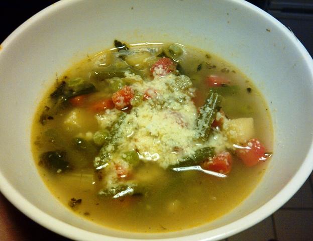 Minestrone soupe italienne blogs de cuisine - Blog de cuisine italienne ...