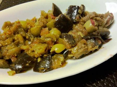 Caponata blogs de cuisine - Blog cuisine sicilienne ...