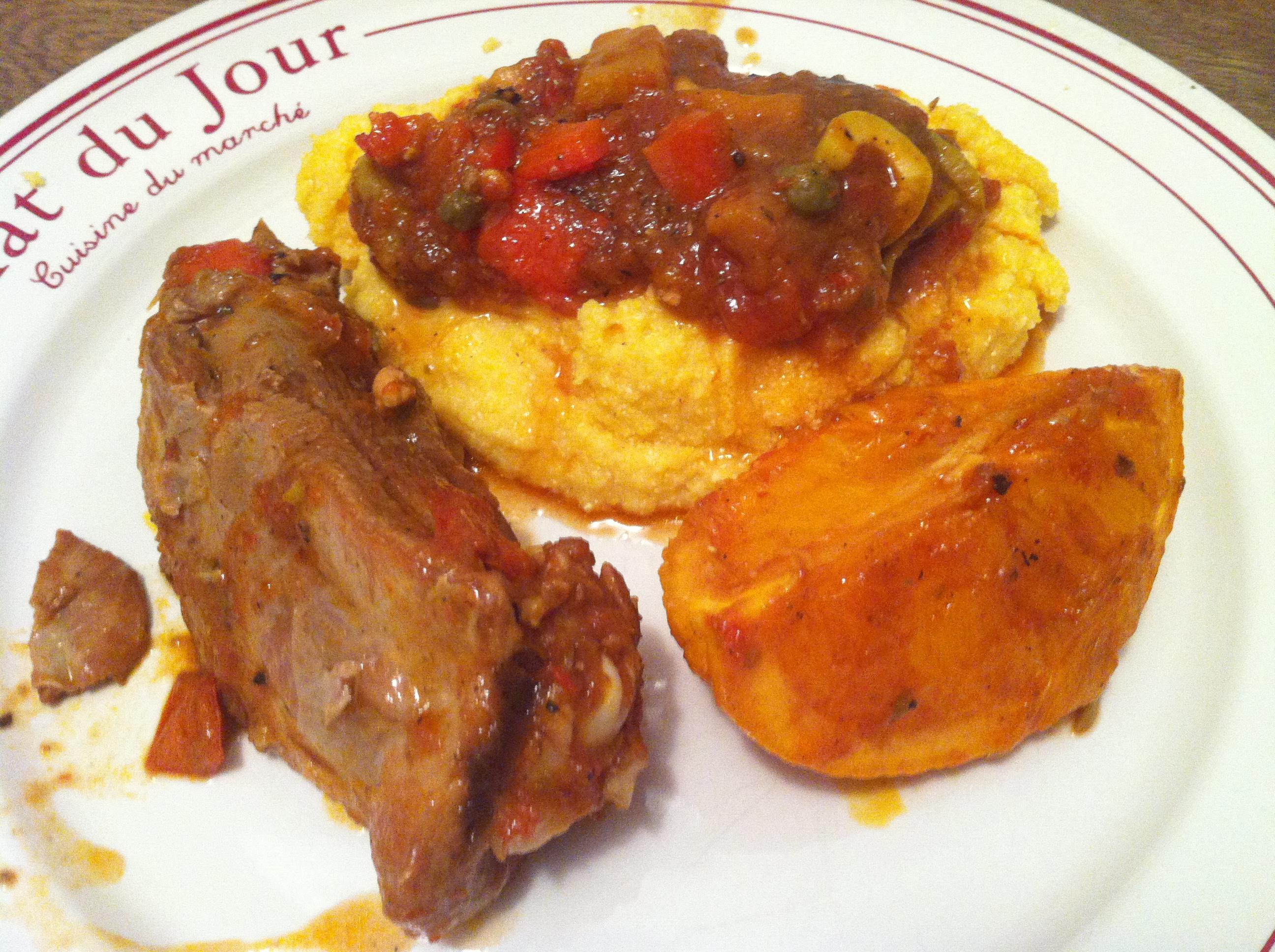 Poulet la sicilienne blogs de cuisine - Blog cuisine sicilienne ...