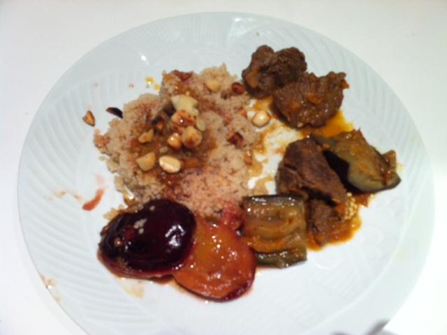 Tajine de boeuf aux quetsches envie de cuisiner - Cuisiner rognon de boeuf ...