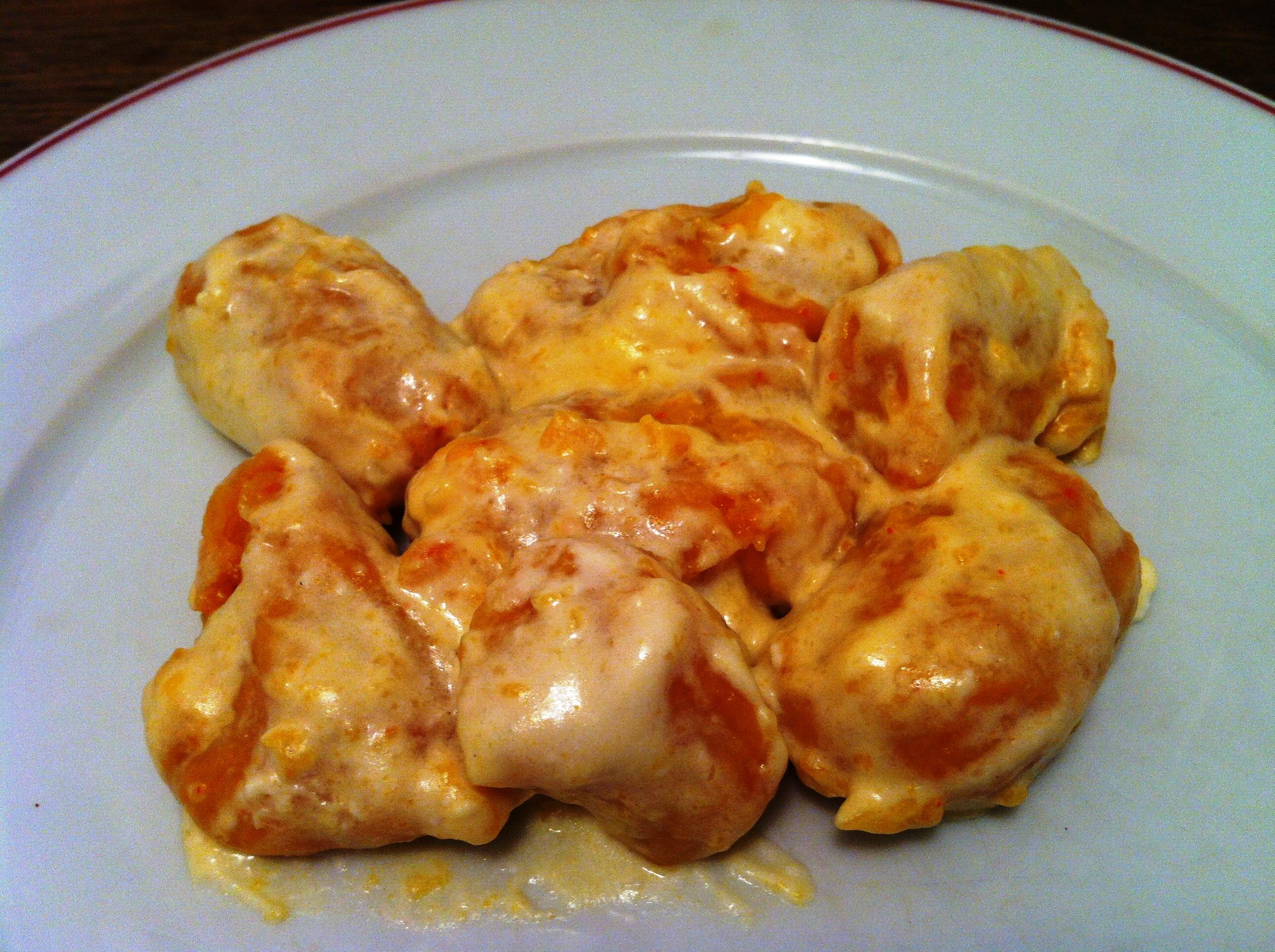 Gnocchi fondant de potiron la feta envie de cuisiner - Comment cuisiner des gnocchis ...