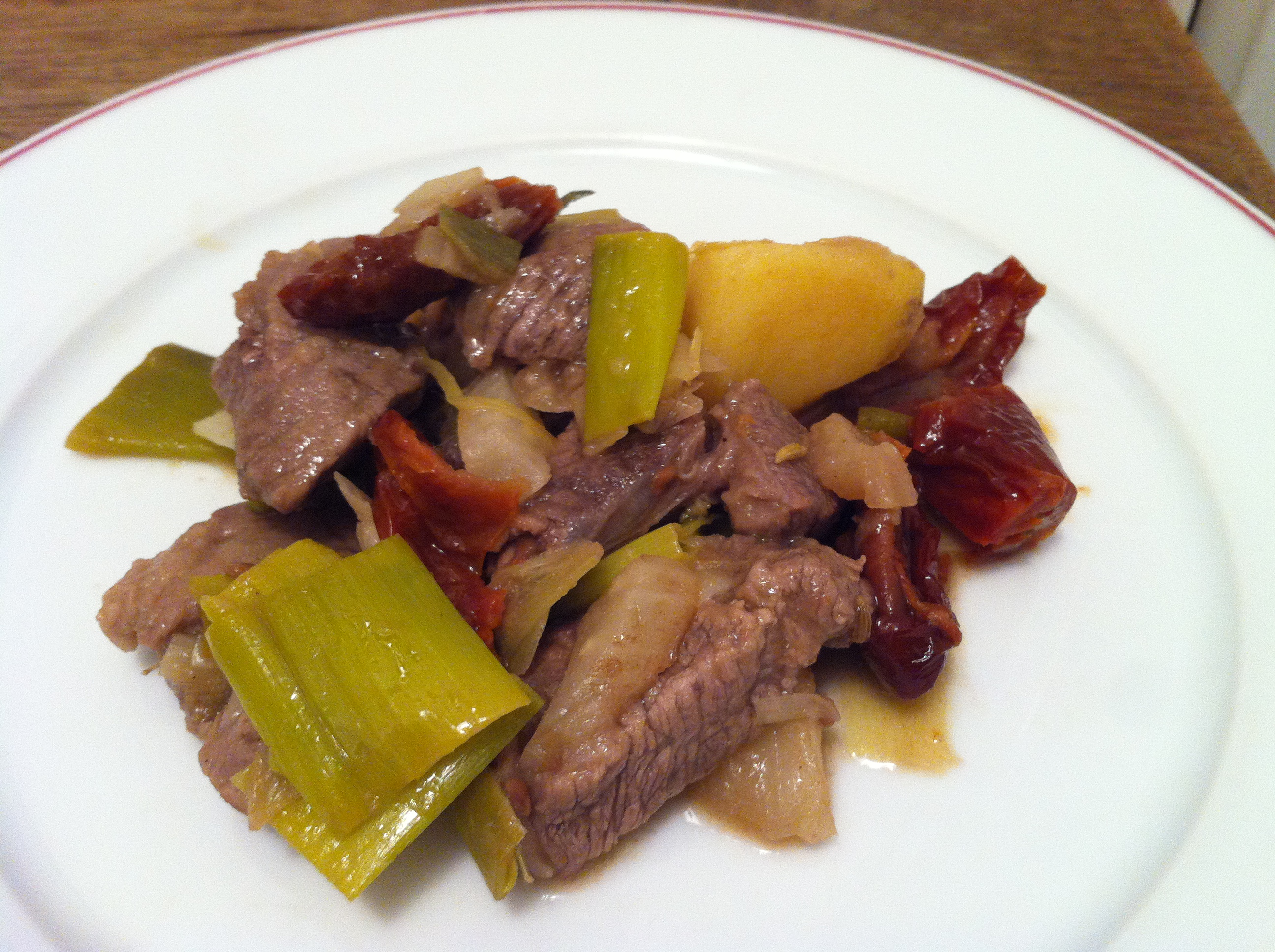 Saut d agneau au fenouil envie de cuisiner - Cuisiner les morilles sechees ...