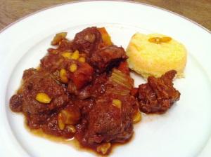 Rago t italien de jarret de boeuf envie de cuisiner - Cuisiner le coeur de boeuf ...