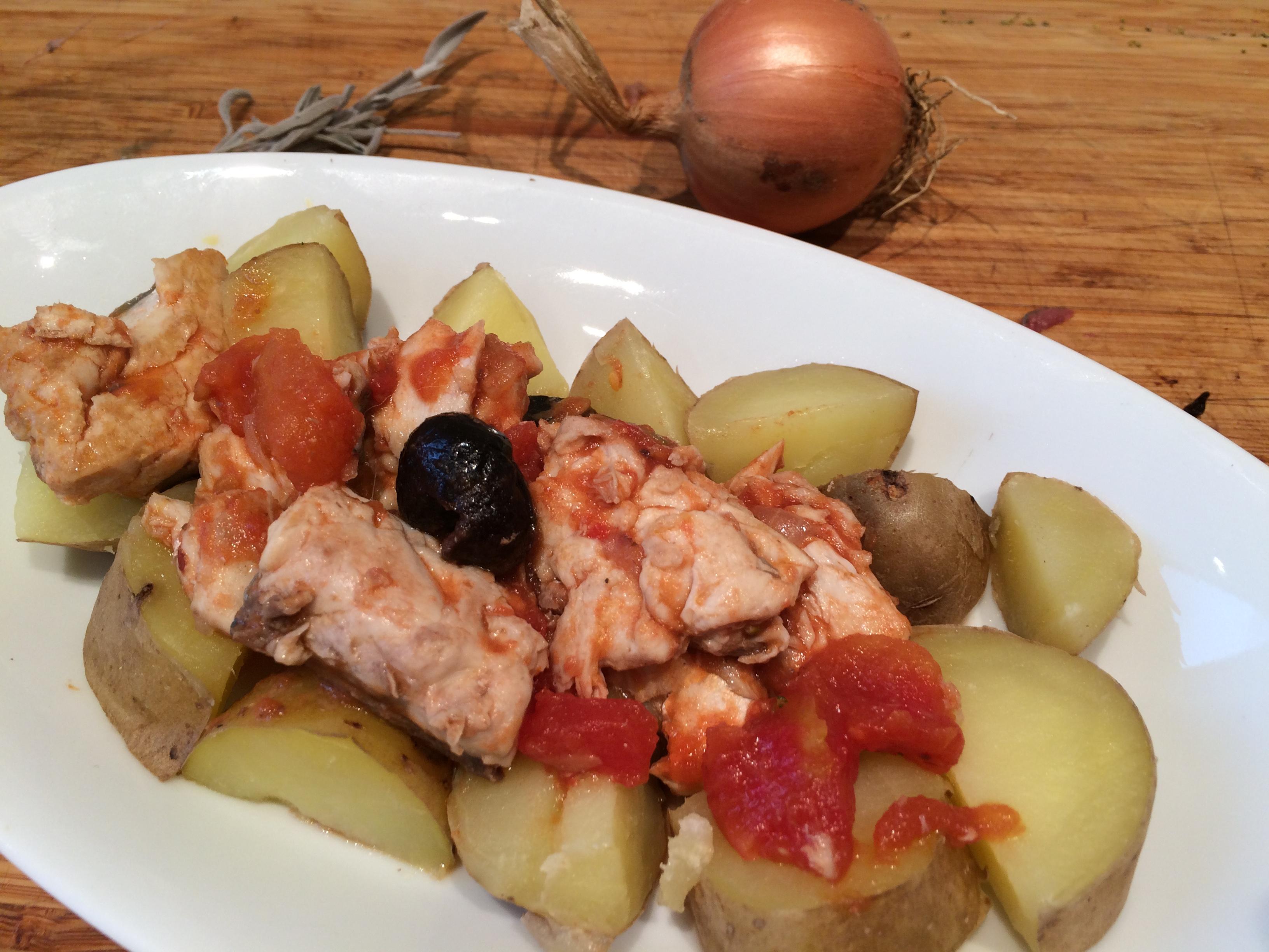Filets de maquereaux et compot e de tomates envie de - Cuisiner des maquereaux ...