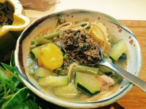 soupe pistou Aout 2015